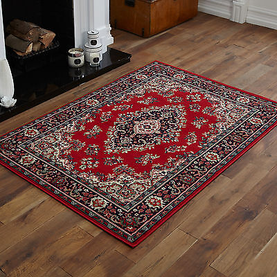 New Large X Large Modern Rugs Persian Traditional Red Best Quality Cheap Carpets
