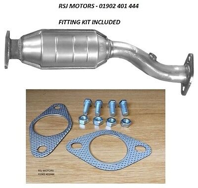 BM90879H FORD MONDEO Mk.3 2.0i 10/00-2/07 EXHAUST CATALYTIC CONVERTER + FITTINGS
