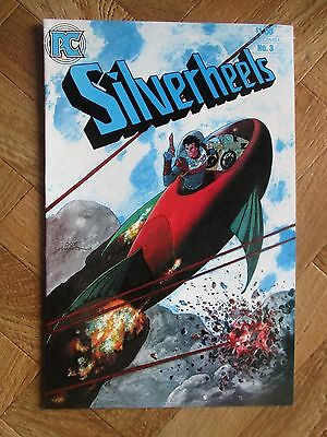 Silverheels #3  Very Fine (W6)