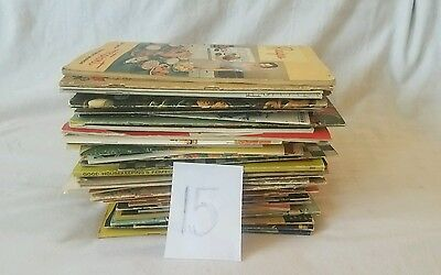 Vintage RECIPE RECIPES Cook Book Pamphlet Brochures 75pcs LOT grouping #15