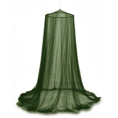 Mosquito Mesh Canopy Net Midge Fly Tent Travel Camp Military Army
