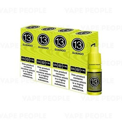 Django vape liquid by 13th Floor Elevapors - 10ml, 40ml
