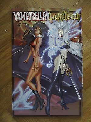 Vampirella Lady Death Very Fine/near Mint (W6)