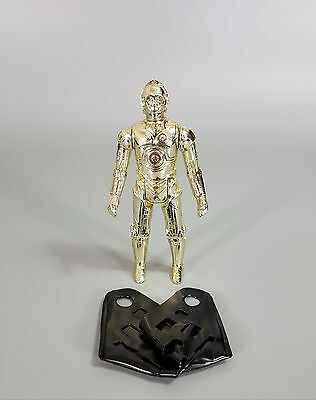 Vintage Star Wars C3PO Removable Limbs 1982 Raised No Coo Original & Complete!