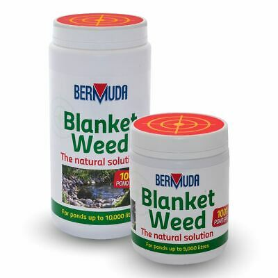 Bermuda Blanketweed Treatment Pond String Algae Control Remover Evolution Aqua
