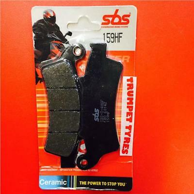 Piaggio Vespa 350 Beverly Sport Touring IE 12 > ON SBS Front Ceramic Brake Pads