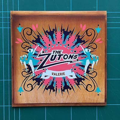 """The Zutons, Valerie / Get Up And Dance – RARE & NEW – Vinyl, 7"""", Single 2006"""