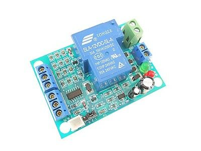12V DC/AC Automatic Water Liquid Level Controller Control Board Level Switch