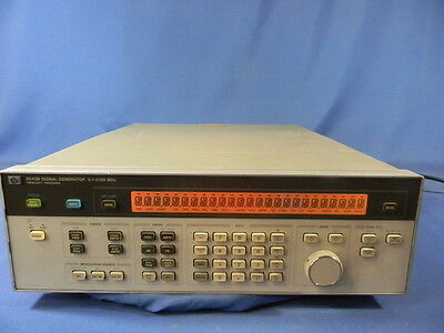 Agilent 8642B RF Generator W/Option 002 30 Day Warranty