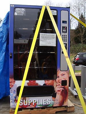 Wittern vending machine #3536 with built in internet & credit card processing