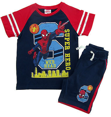 Completino estivo Spiderman