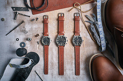 TIMEX x RED WING Leather Watch Pelle Orologio Limited Edition Casio 38/40/42 mm