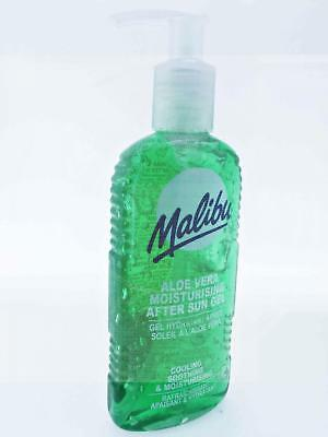 Malibu Aloe Vera Moisturising After Sun Gel Cooling 200Ml