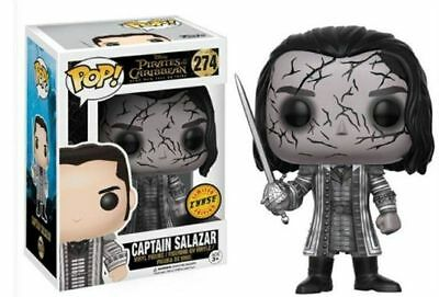 Limited Chase Funko Pop! Disney 274 Pirates of the Caribbean Captain Salazar Pop