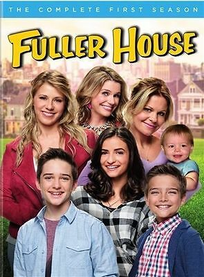 Fuller House: The Complete First Season 1 (DVD, 2017, 3-Disc Set) New