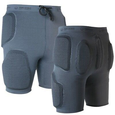 Forcefield ACTION SHORTS PRO LEVEL 2 - grau
