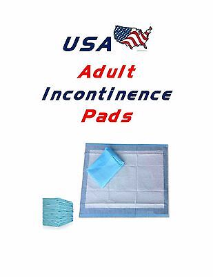 "23x24"" 200ct USA Adult Disposable Incontinence Mattress-Furniture Security Pads"