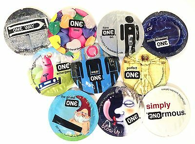 20 pcs PREMIUM ONE latex Condoms Super Sensitive - discreet and free shipping!