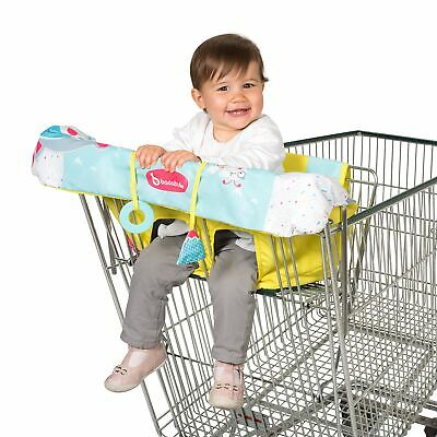 Badabulle Baby / Toddler / Child Shopping Supermarket Trolley / Kart Cover