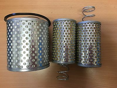 FIAT 411R, 415 Filter Kit  Oil and 2 Fuel Filters