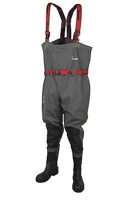 Imax Nautic PRO Chest Wader Cleated+Studs 45 - 10