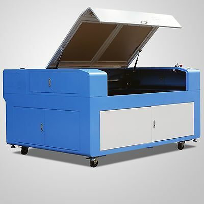 80W USB CO2 Laser Cutting & Engraving Machine With CW-3000 Chiller Wood Acrylic