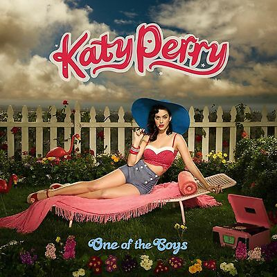 2Lp Katy Perry One Of The Boys  Vinyl