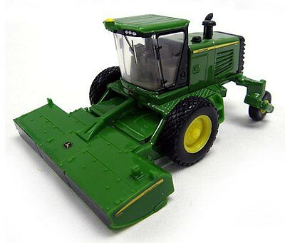 John Deere R450 Windrower 2009 Diecast Scale 1/64 Ertl New