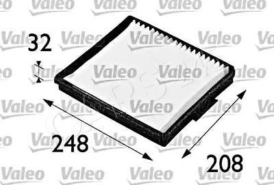 1990- MG ZR ZS ROVER 25 45 200 Streetwise Particulate Cabin air filter