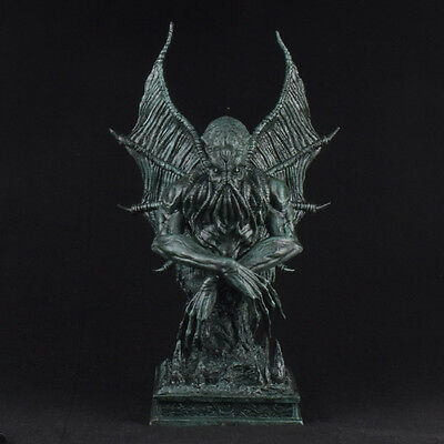 Cthulhu Art Figurine For Sideshow Collection Lovecraft Cthulhu Statue