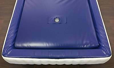 Water Bed Mattress Uno WATERBED mesamoll2 Softside Mono Single Solo