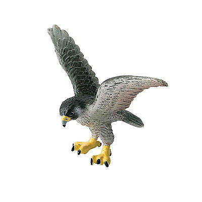 Bullyland Toy Bird of Prey Figure of PEREGRINE FALCON - BUL-69356 - New with Tag