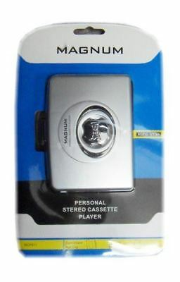 MAGNUM MCP811 Personal Stereo Cassette Player (Refurbished)