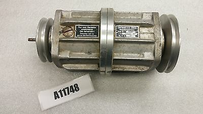 Zurich Regulating Gearbox Contraves A.G. Fabr. No. 73087 Z Nr. FHF15A-B