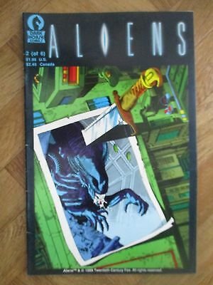 Aliens #2 Dark Horse Comics  Fine/very Fine (W13)