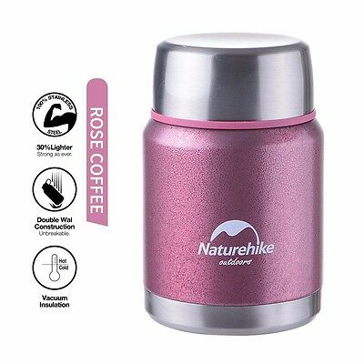NH350ml Outdoor  Water Bottle Camping Kids Thermos Thermos Food Jar Soup Thermos