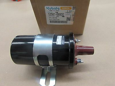 Kubota Ignition Coil Wg600 Wg750 Part # 12581-68900
