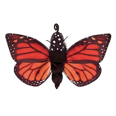 Monarch Butterfly Life Cycle Puppet Reverses to Cocoon - MPN 3073, Boy & Girls