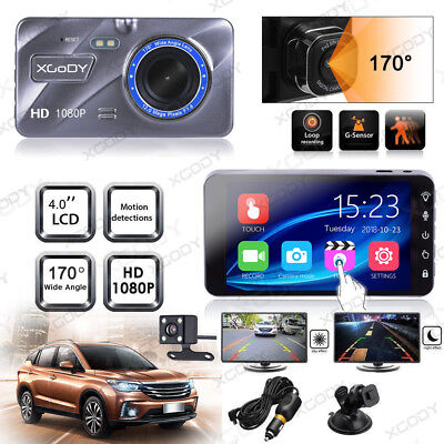"New 7"" HD 1080P Android GPS Navigation Car DVR Dash Cam Video Camera Recorder"