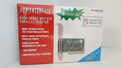 Bright 1 Parallel PCI Interface Card
