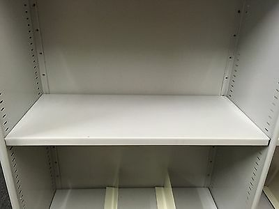 Extra Shelves (inc clips) for Dexion Compactus Unit - Light Grey (900mmx400mm)