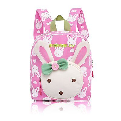 Vox Cute Rabbit Animal Cartoon Kids Backpack Baby Girls Boys Schoolbag Toddler