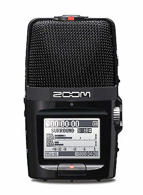 BRAND NEW Zoom H2n Next 4-Channel Portable Handy Audio Stereo Recorder