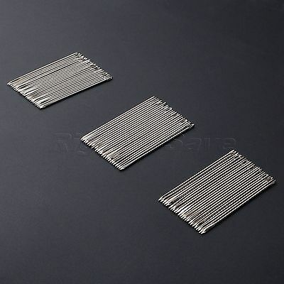 25/75pcs DIY Manual Dedicated Leather Hand Stitch Sewing Needles Stainless Steel