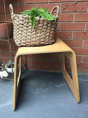 IKEA Benjamin Foot Stool Plant Stand Chair Bench Handy Useful Stunning Stylish