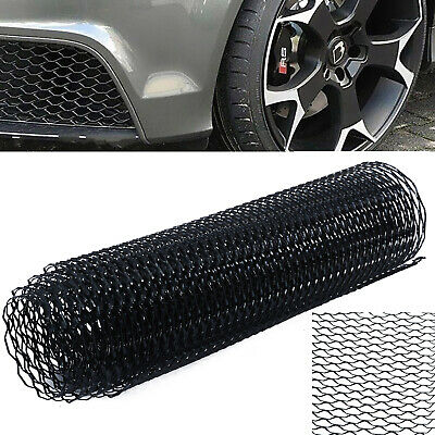 40''x13'' Silver Universal Aluminum Grille Net Mesh Grill Section For Car Auto