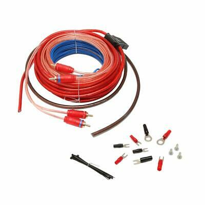 Vibe CL10AWK 1000w 10 AWG gauge complete car audio amplifier amp sub wiring kit