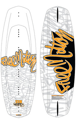 Free Motion Frequency Mens Wakeboard