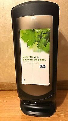 NEW Tork Xpressnap COMERCIAL NAPKIN STAND DISPENSER 6332000 BLACK