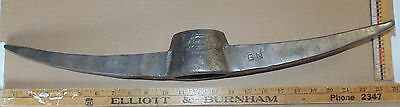 Vintage Warren - Teed - 5 - 56 - Great Northern RAILROAD PICK HEAD